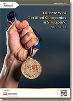Directory of Certified Companies in Singapore Book Cover